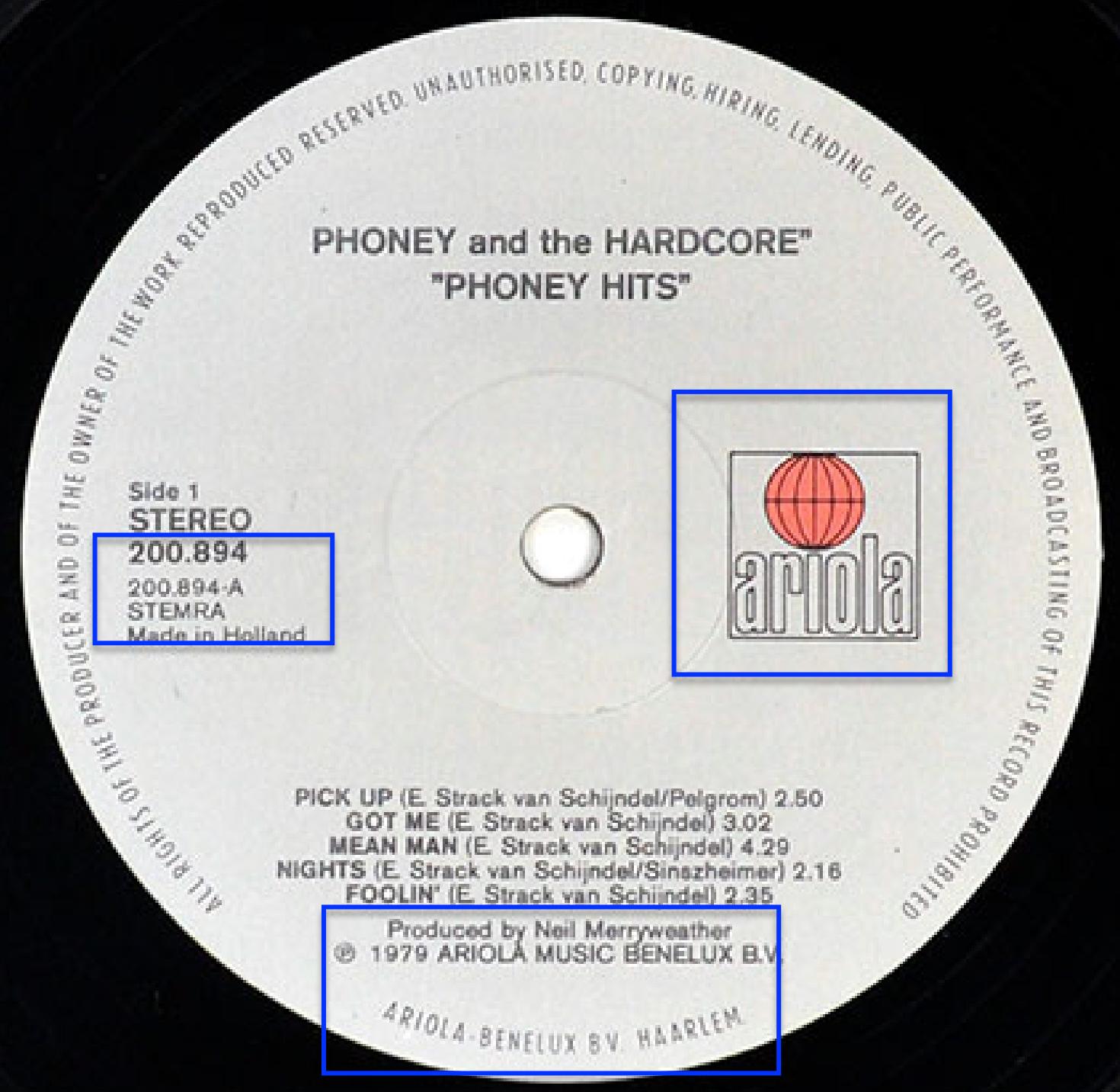 A0668-PHONEY--HARDCORE-Phoney-Hits-Label