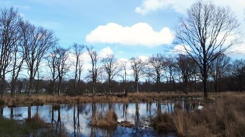 Ketliker Skar, reflections in the little lake