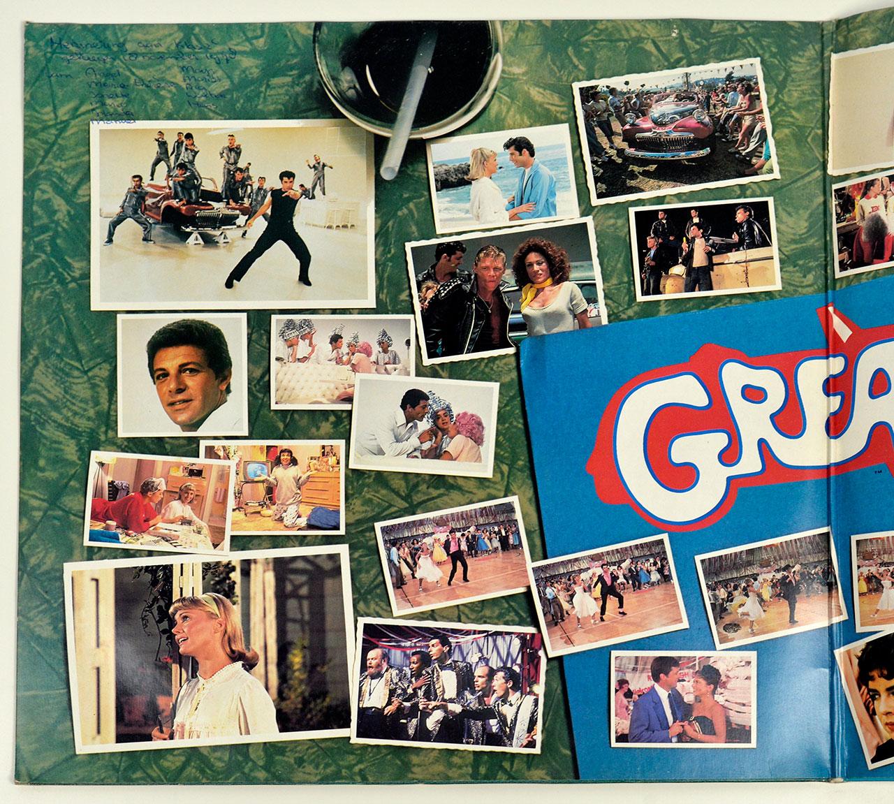 A0672 VA VARIOUS ARTISTS Grease