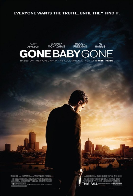 Gone Baby Gone - Poster 1