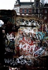 Graffiti Amsterdam_P