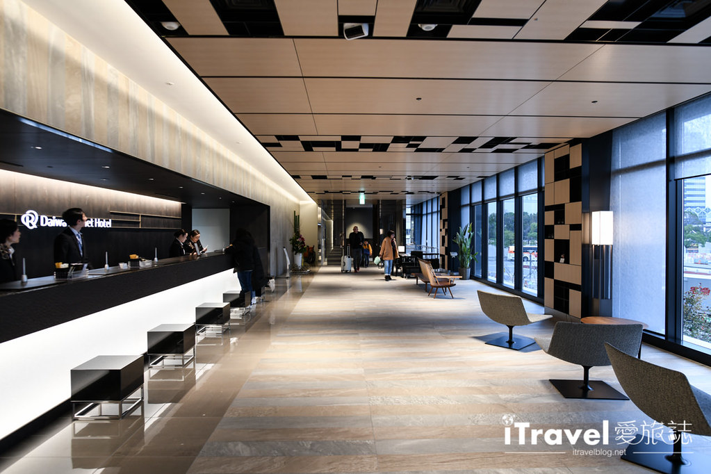 东京有明大和ROYNET饭店 Daiwa Roynet Hotel Tokyo Ariake (14)