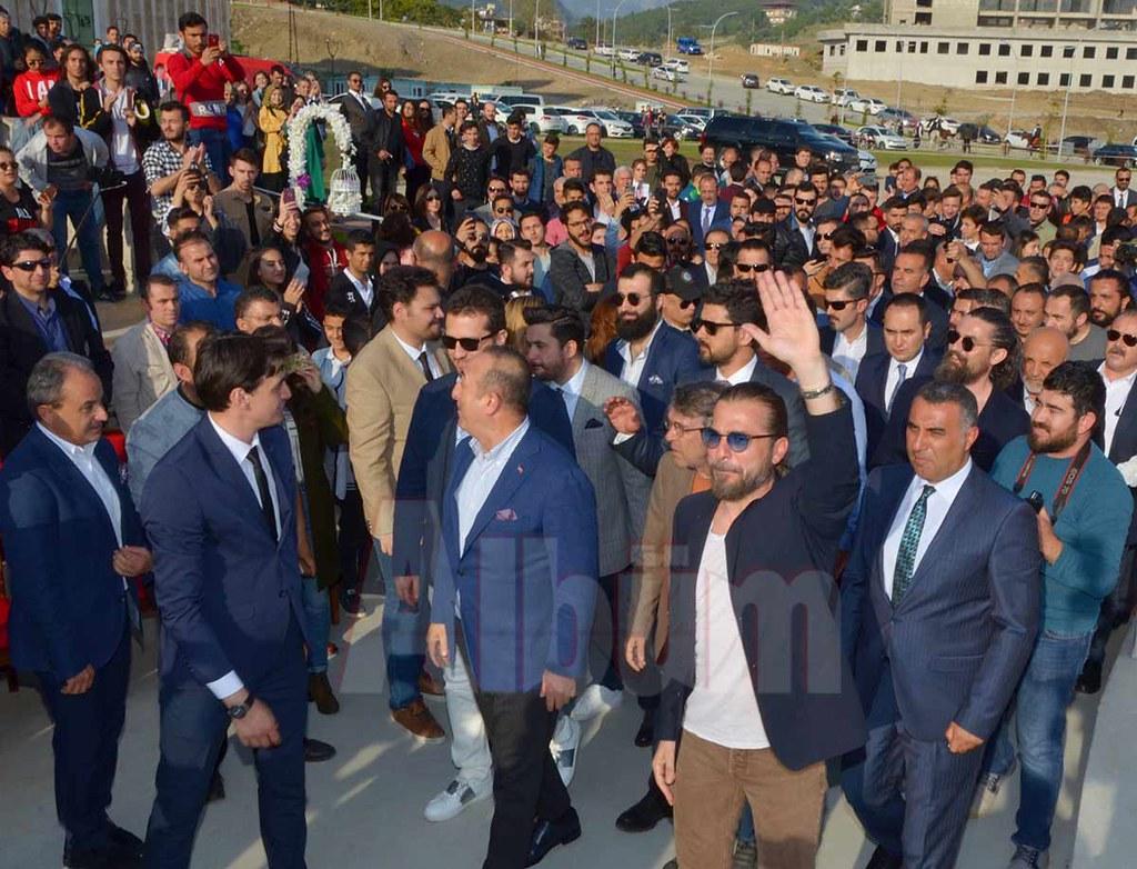 Mevlüt Çavuşoğlu, Engin Altan Dzüyatan