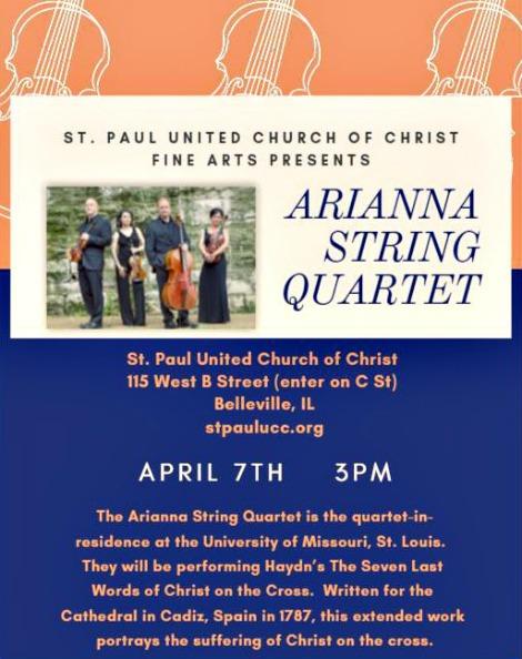 St Paul UCC 4-7-19