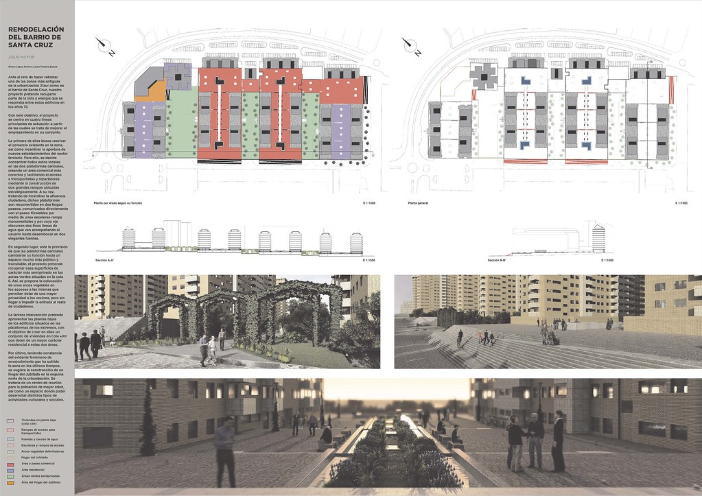 ARDOI.  ZIZUR MAYOR. 2º Curso. Grado en Estudios de Arquitectura