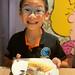 Dessert time at Charlie Brown Cafe