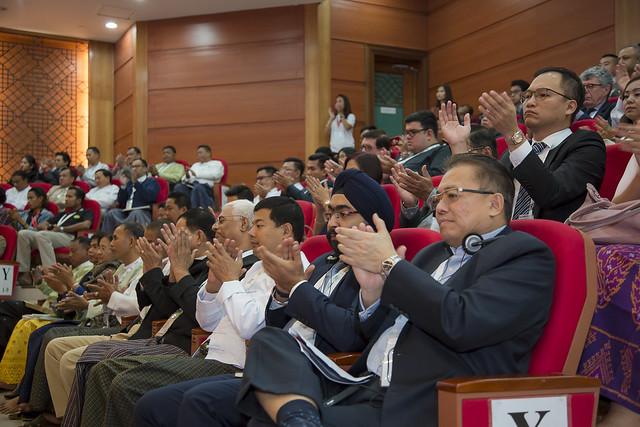 Delegates @ Invest Myanmar Summit 2019