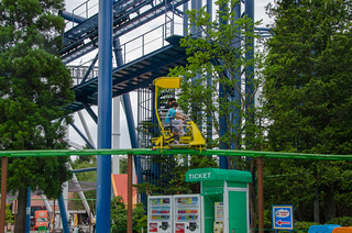 Photo 6 of 10 in the Fuji-Q Highland gallery