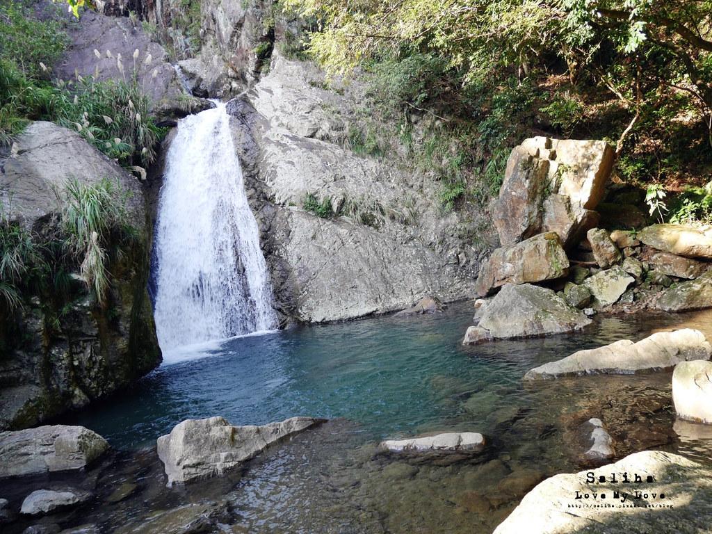 宜蘭礁溪秘境推薦猴洞坑瀑布白石腳步道 (4)
