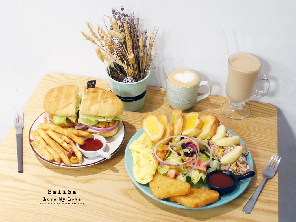 捷運新店區公所站附近咖啡廳早午餐餐廳brunch吃貨ing (10)