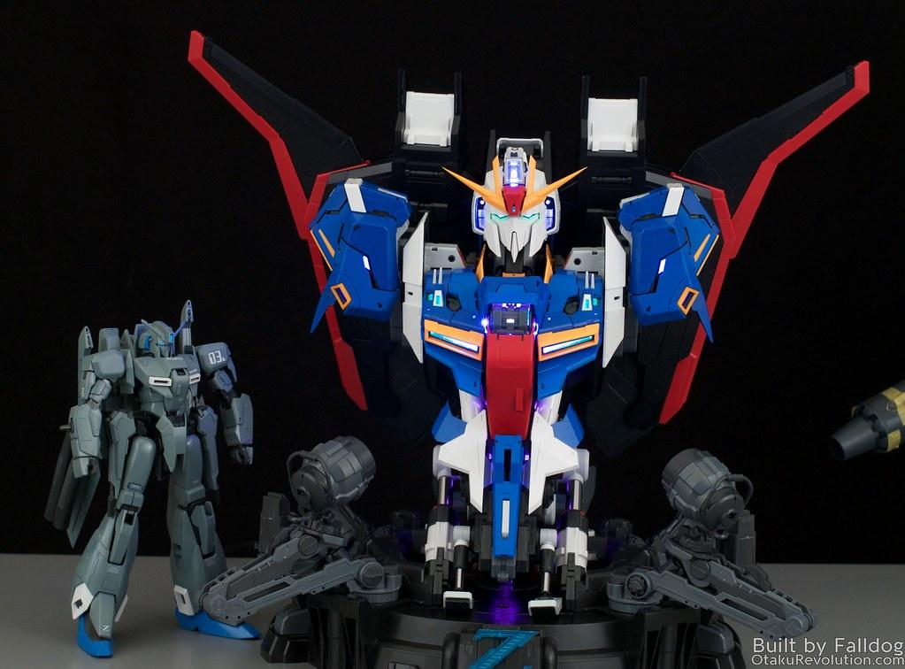 BSC Zeta Gundam Bust 2