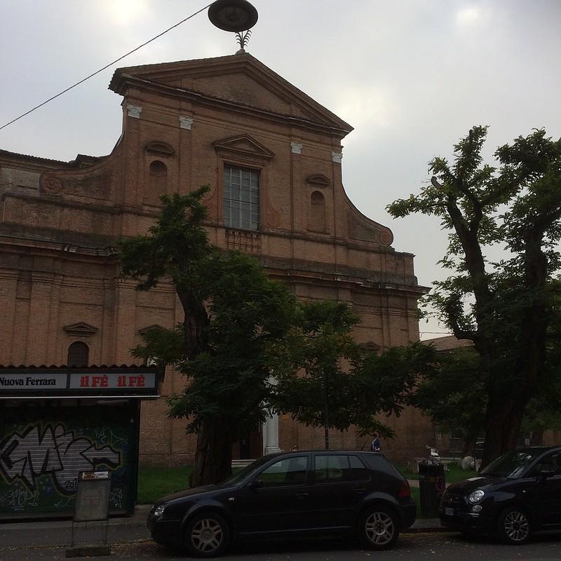 Центр Феррары