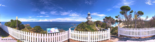 Sugarloaf Point Lighthouse, Seal Rocks, Myall Lakes National Park, Mid North Coast, NSW