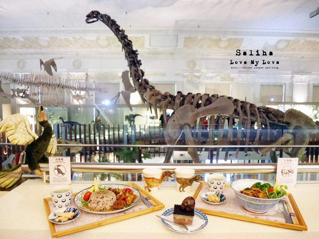 台北車站捷運站附近好玩親子恐龍主題餐廳便宜咖啡廳 (5)