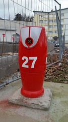 Fire-fighting facility 27