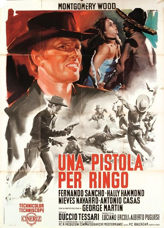 A Pistol for Ringo - Poster 2
