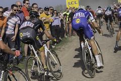 Het gat van Boonen - Photo of La Neuville
