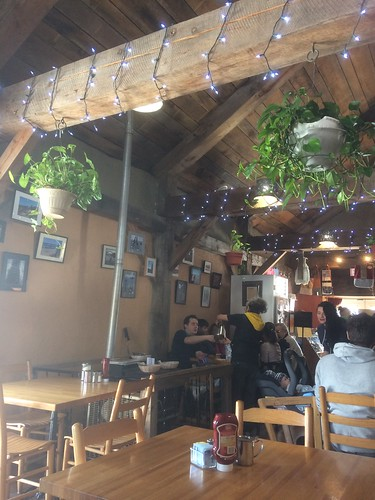 Strawbale Cafe, Westhampton, MA