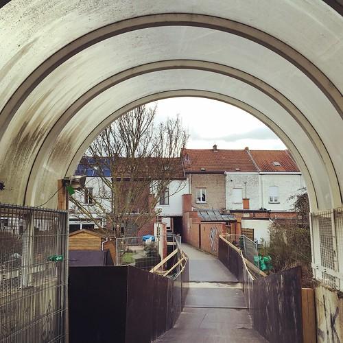 Tivolibrug Leuven - Maart 2019