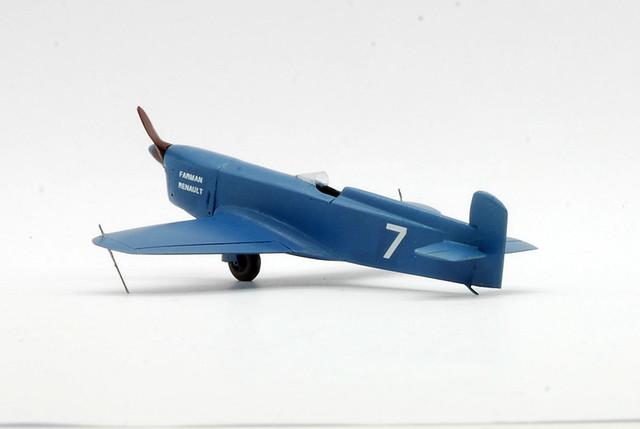 gros moteur et petites ailes... Une petite série de racers... Et un Farman - Page 13 33495299448_50ec04e2ba_z
