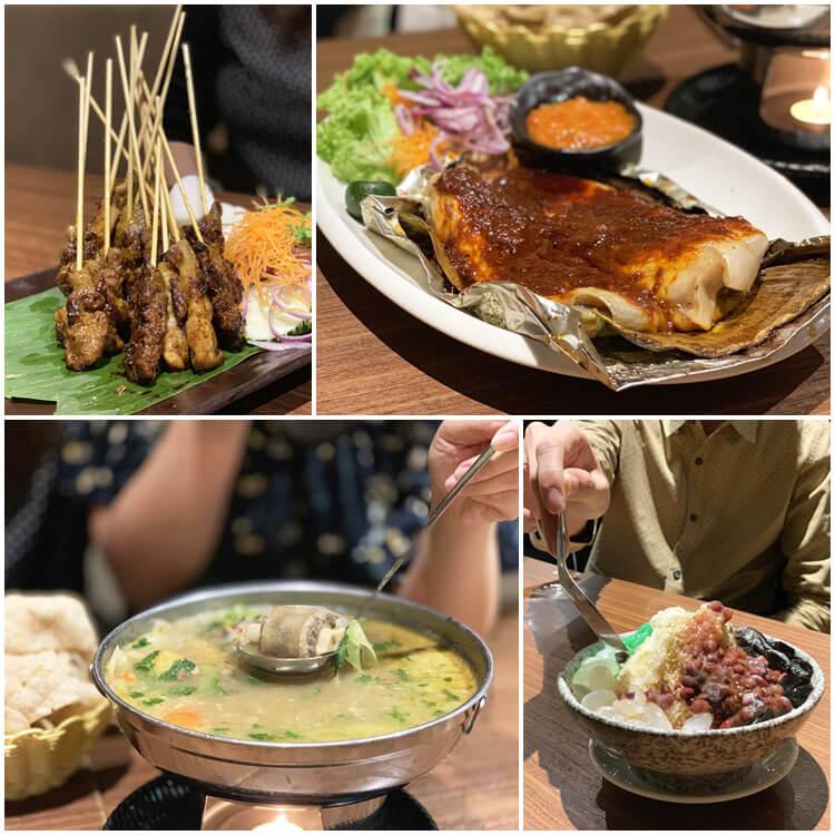 Yassin Kampung Signature Dishes