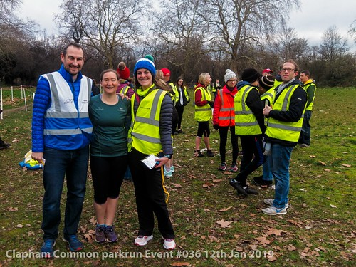 Clapham Common Event #036 12th Jan 2019