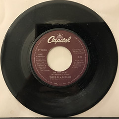 THE B. B. & Q. BAND:ON THE BEAT(RECORD SIDE-A)