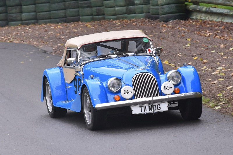 Nick Bolton's Morgan 8 at Prescott (D Garnett)
