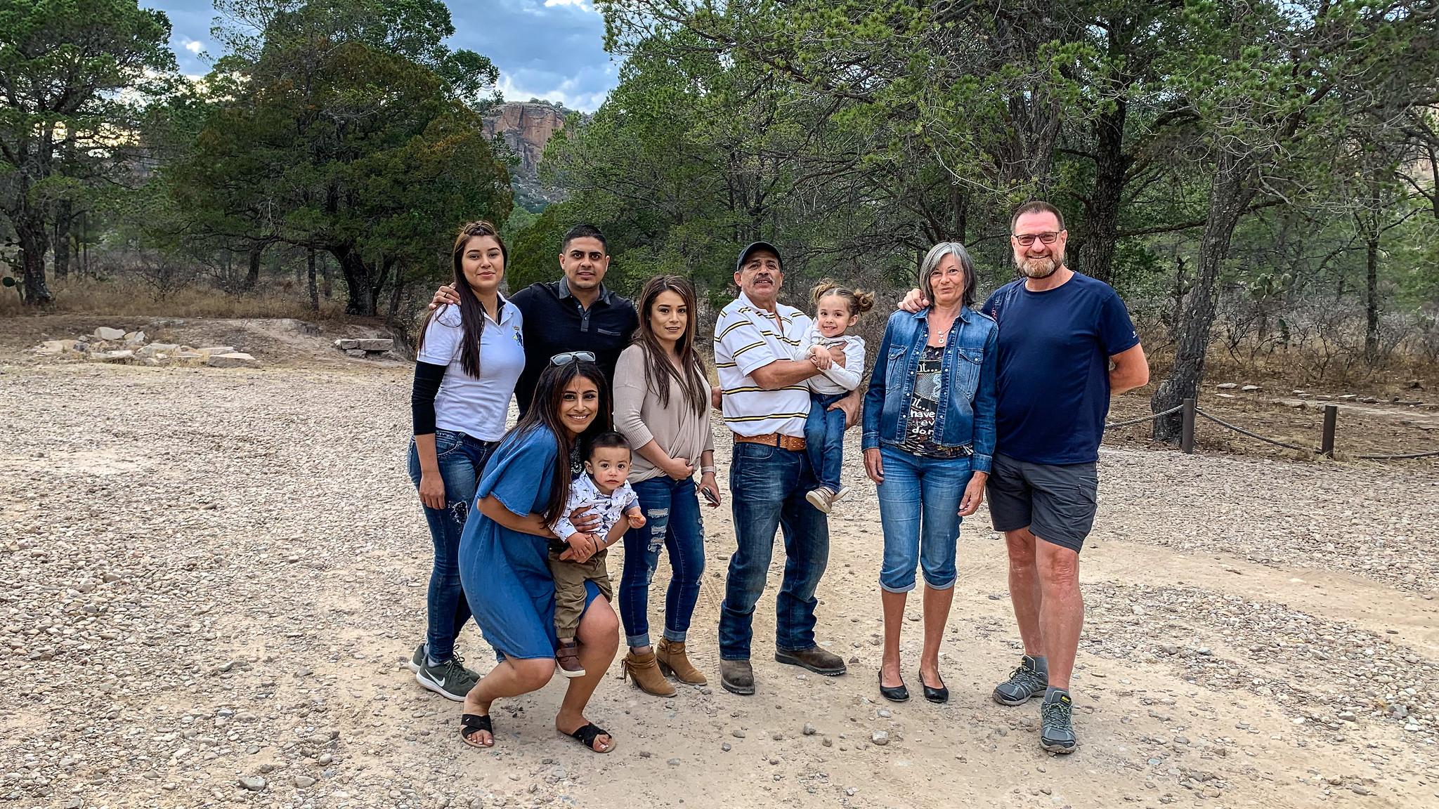Parque Nacional Sierra de Órganos - Zacatecas - [Mexique]