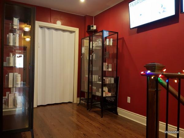 Hue Spa Detox Clinic lobby