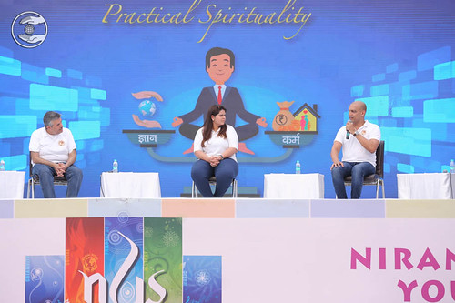 Discussion on Practical Spirituality