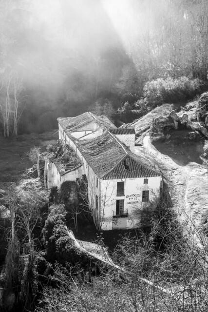 Spain - Granada - Alhama - Old Flour Factory
