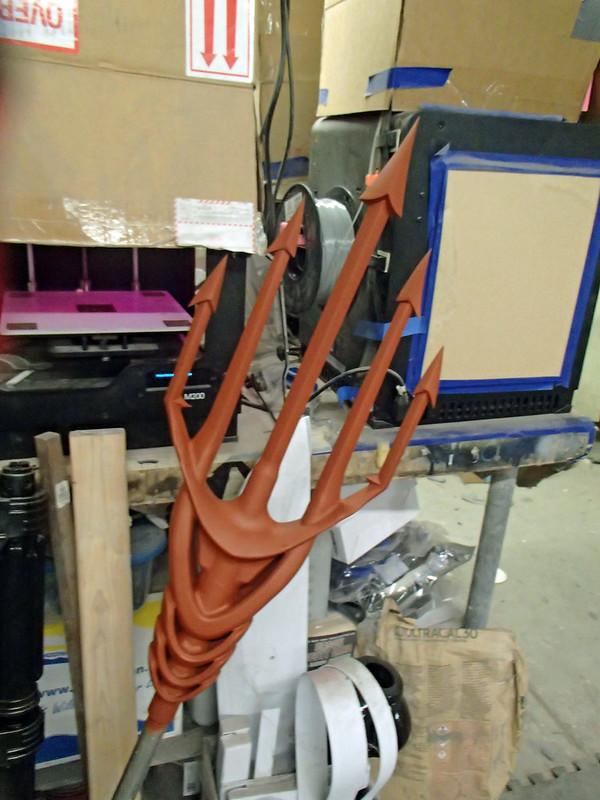 Shrimp Fork