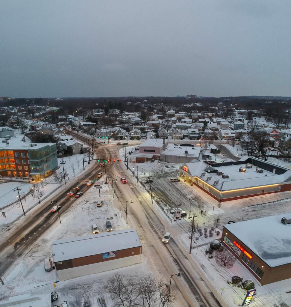 Winter 1-20-2019 Salem, Massachusetts