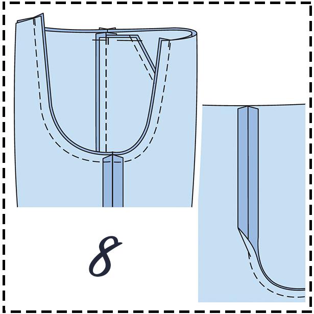 Pant Step 8