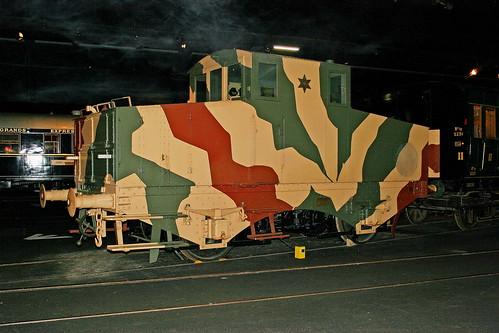 Diesellok Kriegslokomotive, Mulhouse