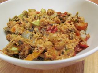 Curry Cashew Casserole
