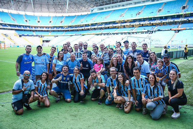 Grêmio x Juventude - Gauchão 2019 - 28/01/18