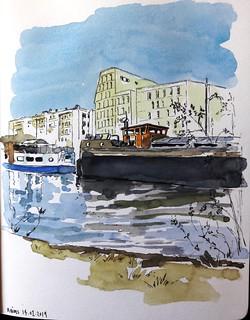 Reims le canal