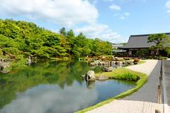 Tenryu-ji, Sogenchi Teien (Garden) -9 (June 2017)