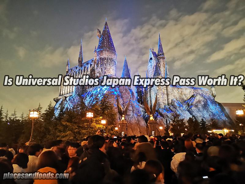 universal studios japan express pass