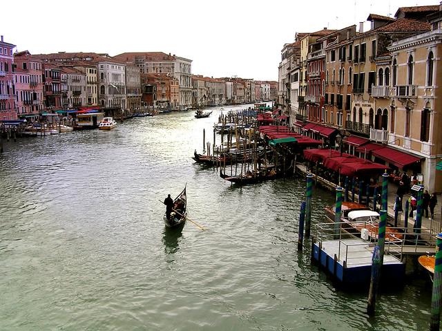 UNA ESCAPADA A ITALIA (IV) …Opulenta Venecia, señora de los mares...