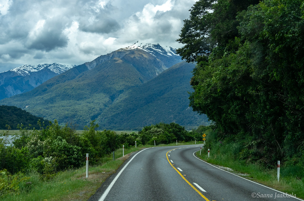 In New Zealand weather changes rapidly: Our month driving around New Zealand
