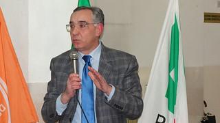 L'ex sindaco Vito Nicola De Grisantis