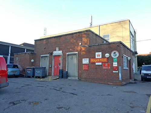 Henley-in-Arden Post Office