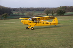 G-HACK Piper PA-18-150 [18-7168] Popham 010119