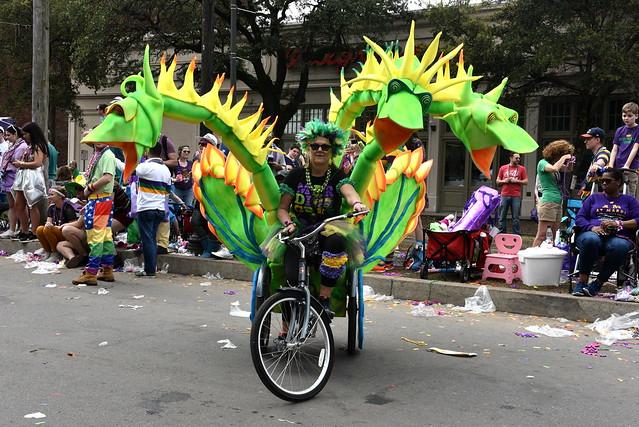 Mardi Gras 2019: Uptown parades