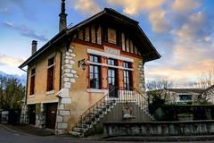 0003 Etape 1 Chancy - Genève - Photo of Chênex