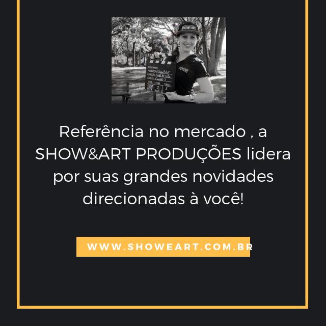 Show&Art Produções _ Mídia