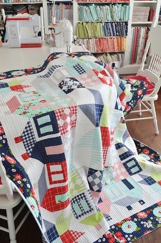 Summerville quilt